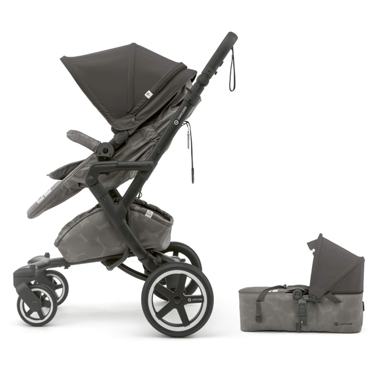 Concord Neo Plus Baby-Set - Coche duo silla y capazo: Amazon ...