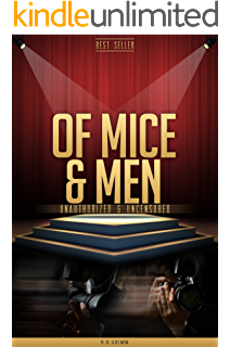 Of mice and men teachers deluxe edition kindle edition by john of mice men unauthorized uncensored all ages deluxe edition with fandeluxe Choice Image