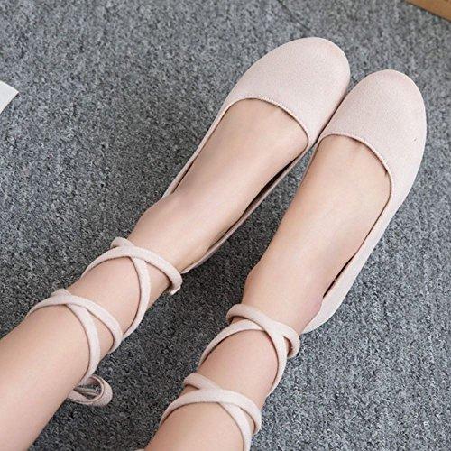 1 Donna Melady beige Pumps Ballets Comfort Flats Flat rP1q1WYH