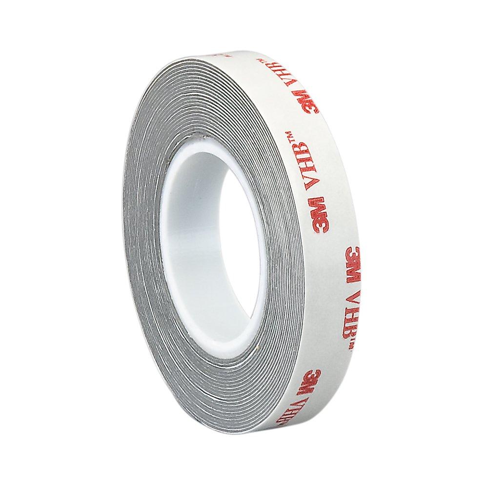3M VHB Tape RP62 1 in width x 18 yd length