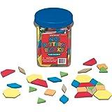 PlayMonster Lauri Foam Magnets - Pattern Blocks