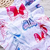 Caibiet Little Fairy Baby Girl Summer Clothes