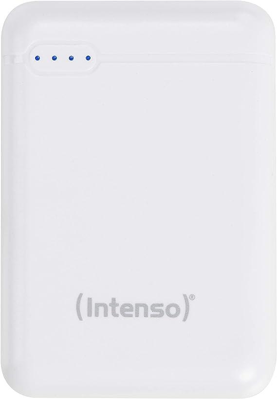 Intenso Powerbank Xs 10000 Externes Ladegerät Weiß Elektronik