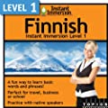 Instant Immersion Level 1 - Finnish