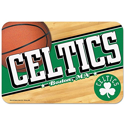Nba porta/zerbino 50x 75cm Boston Celtics