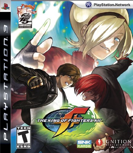 Amazon Com The King Of Fighters Xii Playstation 3 Video Games