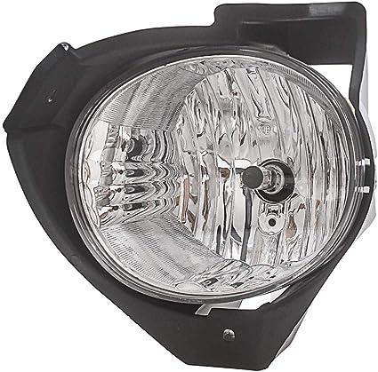 AUDI Q5 2008-/> FRONT FOG LIGHT LAMP DRIVERS SIDE O//S