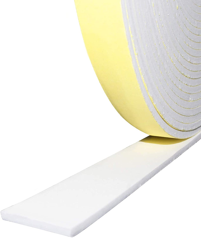 Window Door Foam Adhesive Strip Sealing Tape Adhesive Rubber Weather Strip DSH2