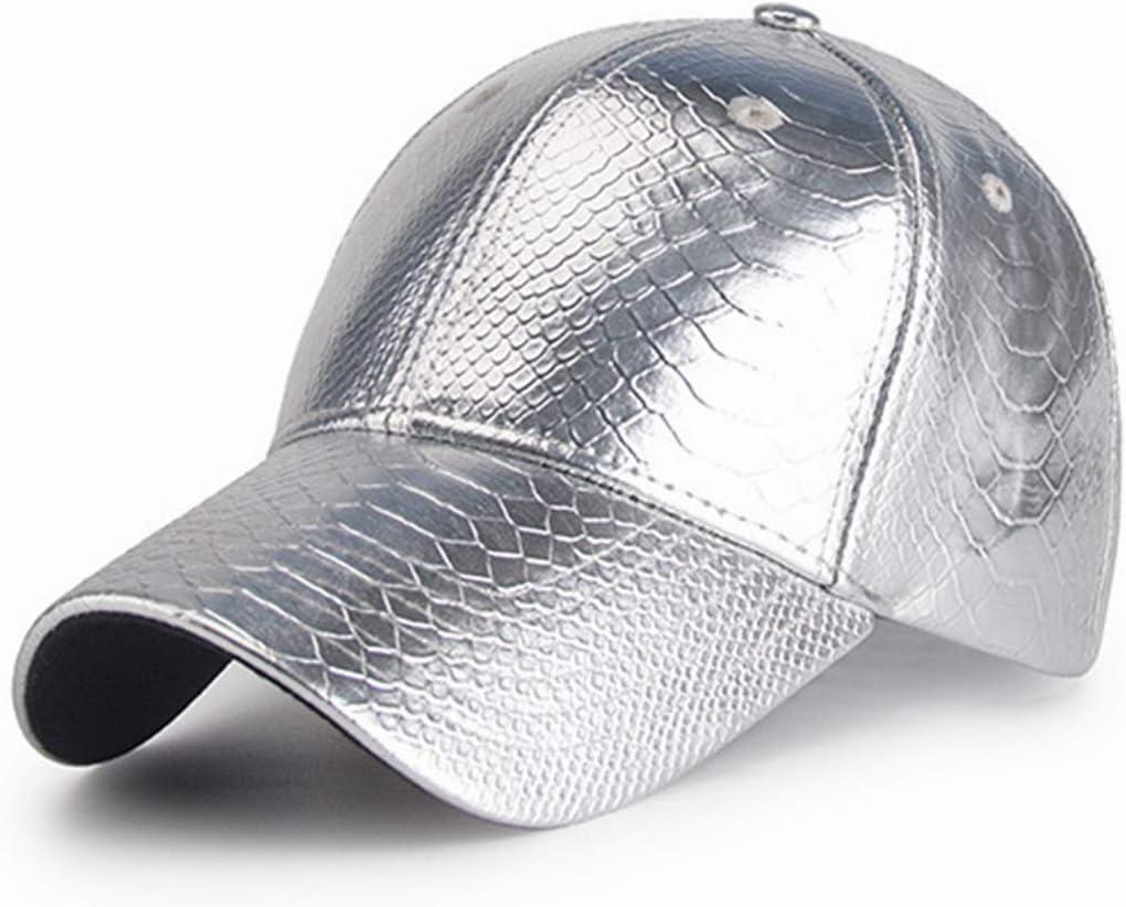 Gorra de béisbol de verano Sombrero plateado de los hombres ...