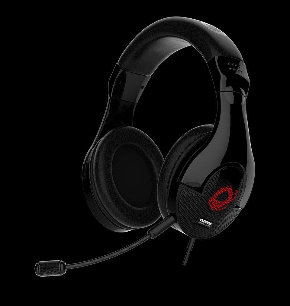 Ozone Onda Pro - Auriculares para Gaming, color negro: Amazon.es: Electrónica