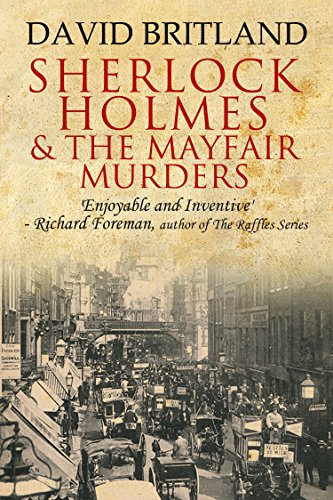 Sherlock Holmes and the Mayfair Murders (Best Darts Player Ever)
