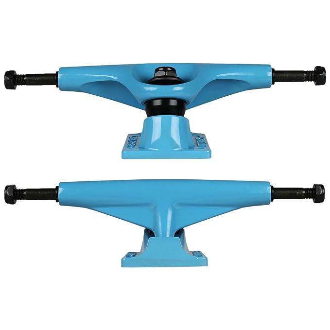 Tensor Skateboard Trucks MAGNESIUM BLUE 5.75 (Pair) 8.37
