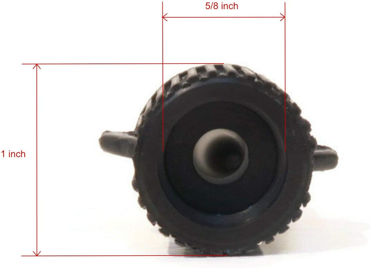 Universal Sprayer Cone Tip from Mist to Stream for Spot /& Telescoping Spray Guns The ROP Shop