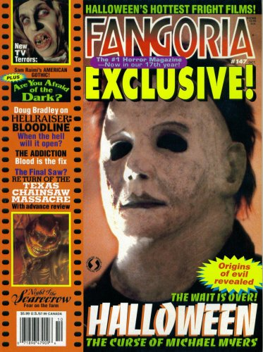 Fangoria Magazine Issue #147: Halloween (October