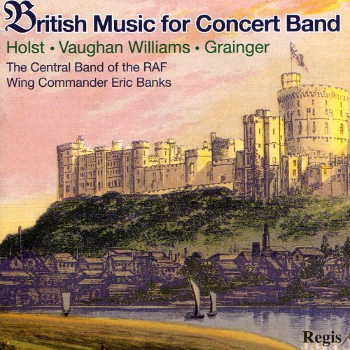 British Music for Concert - Band Concert Music