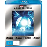 Avengers - 4 Film Collection (The Avengers/Age of Ultron/Infinity War/Endgame)