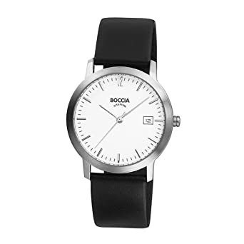 check out 17e05 aaeae Amazon | BOCCIA TITANIUM ボッチア チタニュウム 腕時計 ...