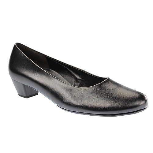 Para Negro Vestir Gabor Talla Mujer Color De 43 Eu Zapatos wCFqqRxO