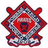 1909 MLB World Series Pittsburgh Pirates Champions Patch