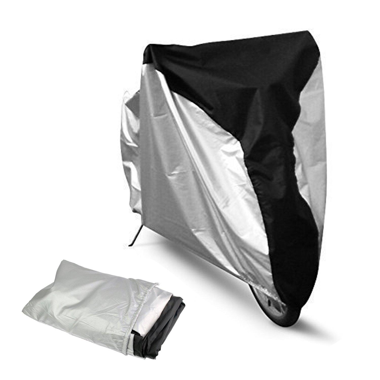 Megeor バイク防水カバー 自転車カバー マウンテン用 高耐久 防塵 防風 アウトドア UV保護   B075C3S681