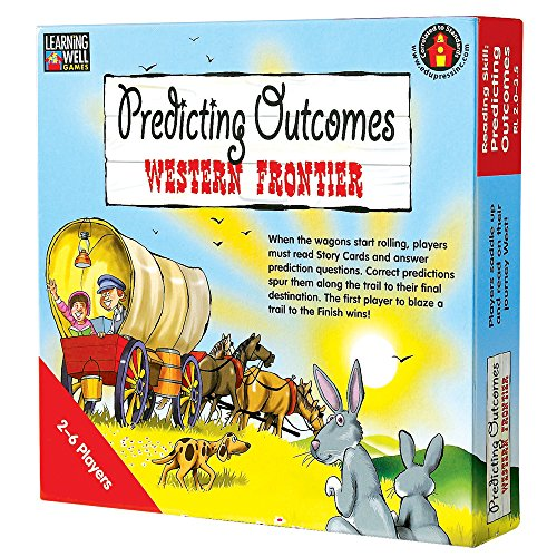 Edupress Predicting Outcomes Game, Red Level (EP61042) - Learning Well Games