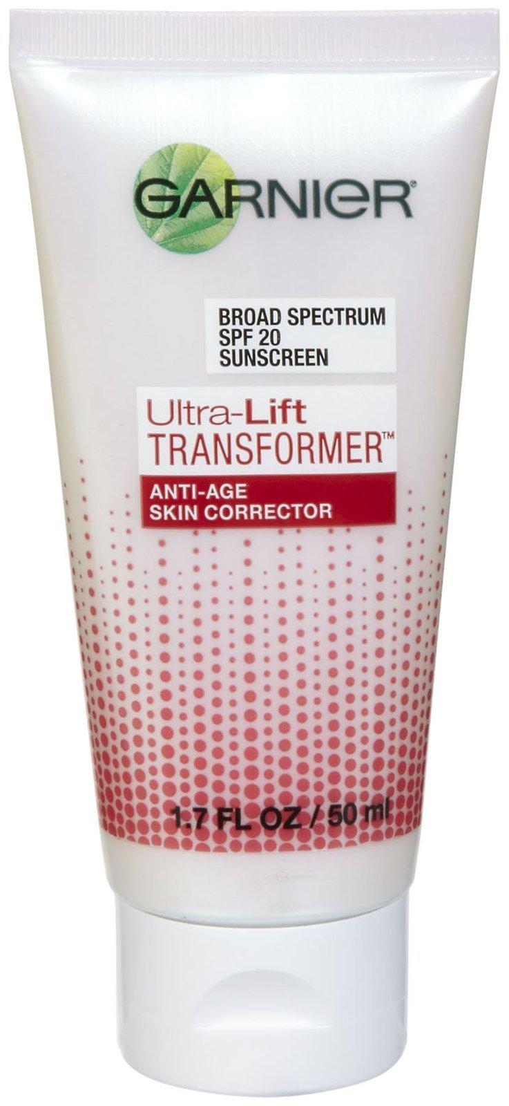 Garnier Ultra-Lift Transformer Anti-Age Skin Corrector for All Skin Tones, 1.7 Fl Oz
