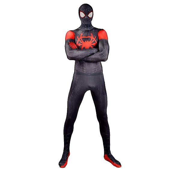 Amazon.com: Spider-Man: Into The Spider-Verse Cosplay ...