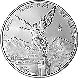 2015 MX Silver Libertad (1 oz) - BU 1 Onza BU Banco de Mexico