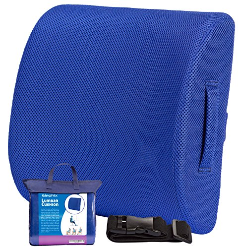 Amazon Elephix Lower Back Support Pillow Posture Correcting – Back Support Pillows for Chairs
