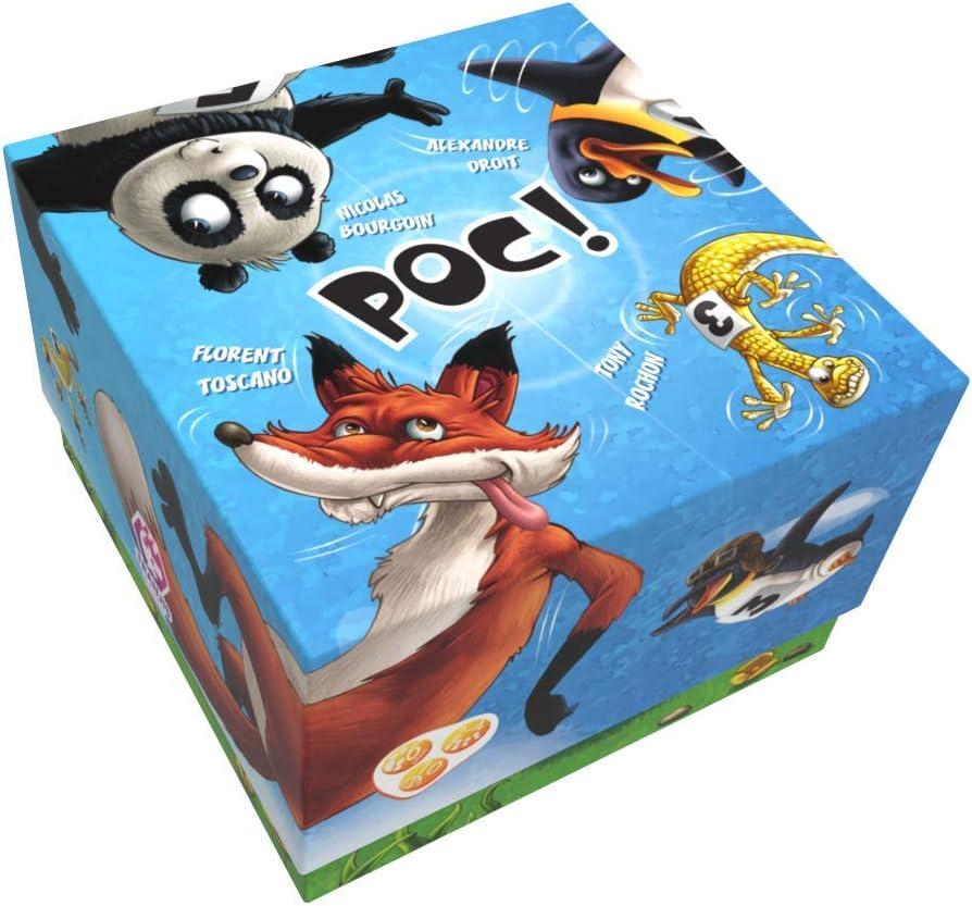 Tranjis Games - POC! - Juego de mesa (TRG-014poc): Amazon.es: Juguetes y juegos