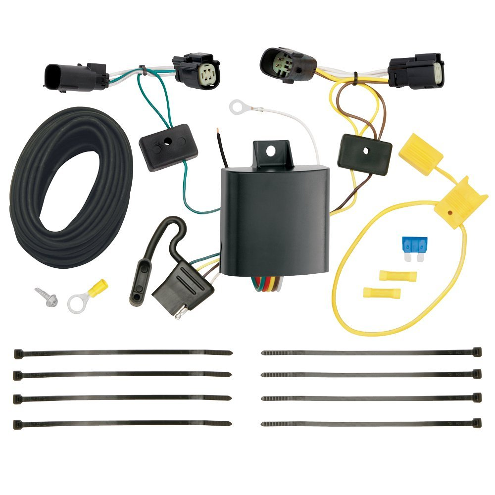 Trailer Wiring Harness For 2004 Toyota Sienna