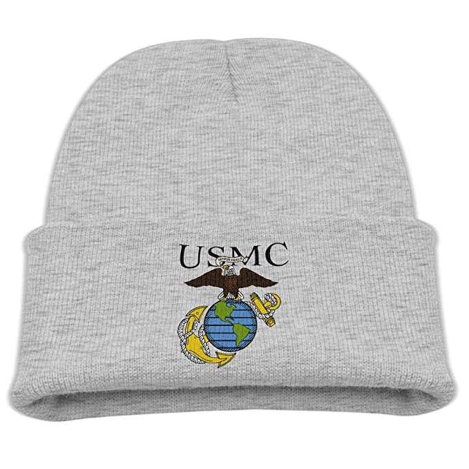 Banana King USMC Marine Corps Baby Beanie Hat Toddler Winter Warm ... af22ace74ad
