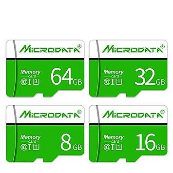 Tarjeta De Memoria Tarjeta Micro SD Clase 10 De Alta ...