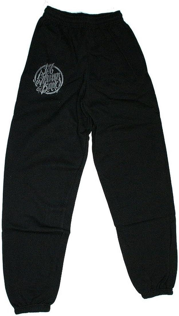 pantalone da jogging nero 187/Stra/ßenbande