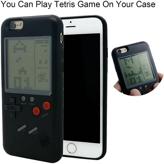 coque tetris iphone 7 plus