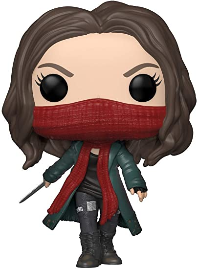 """BRAND NEW POP MOVIES FROM /""""MORTAL ENGINES/"""" THE SET OF ALL FOUR FIGURES,"""