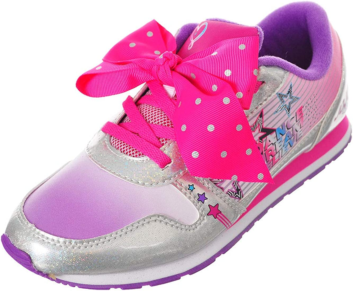 JoJo Siwa Girls Sneakers Athletic Style