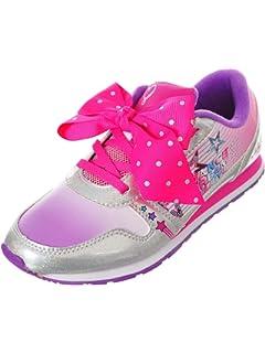 Nickelodeon Shoes JoJo Siwa Girls Toddler JoJo Legacee High-Top Sneaker 080290-Parent