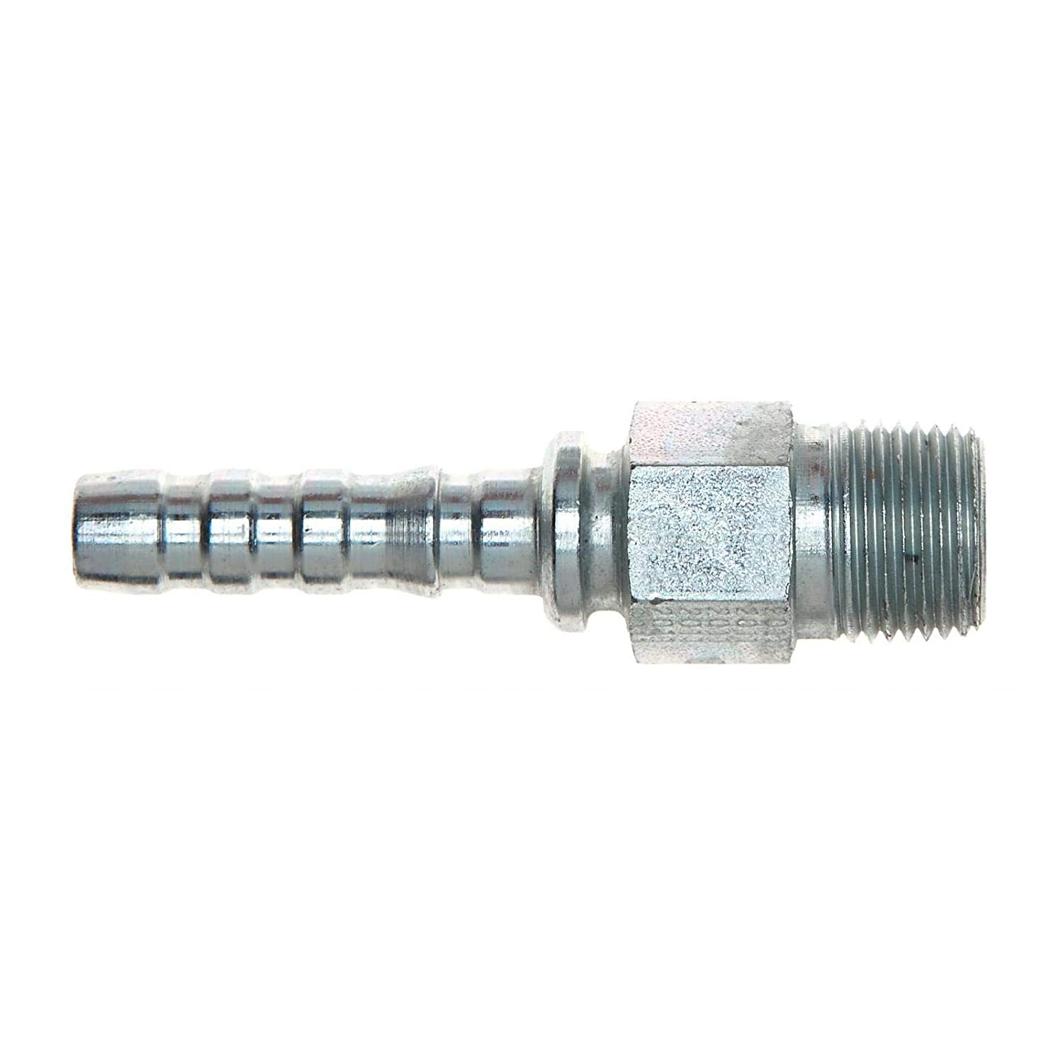 Tompkins 4245-S-04-04 Hose Barb Fitting Hose Barb to Ball Seat Pipe Swivel Brass 1//4 x 1//4-18 1//4 x 1//4-18