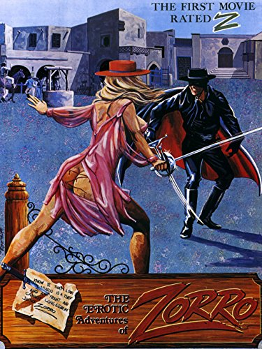 The Erotic Adventures of Zorro by