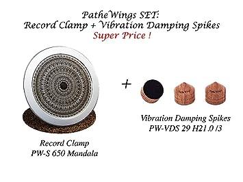 650 g Tocadiscos placa de peso Peso Puck Peso Stabilizer Limited ...