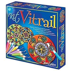 SentoSphere - Kit Vitral mandalas (075259)