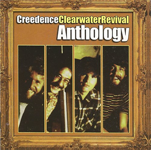 CREEDENCE CLEARWATER REVIVAL - ANTHOLOGY ( 2 CDS )
