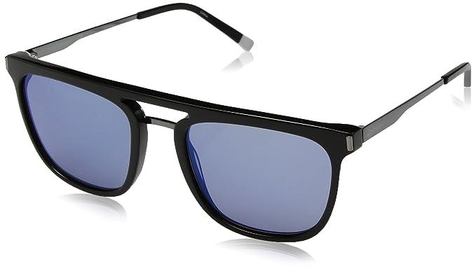 Amazon.com: calvin klein Men s ck1239s cuadrado anteojos de ...