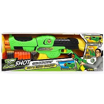 X-SHOT Thundershot Wasser /& Dart Shooter von Zuru