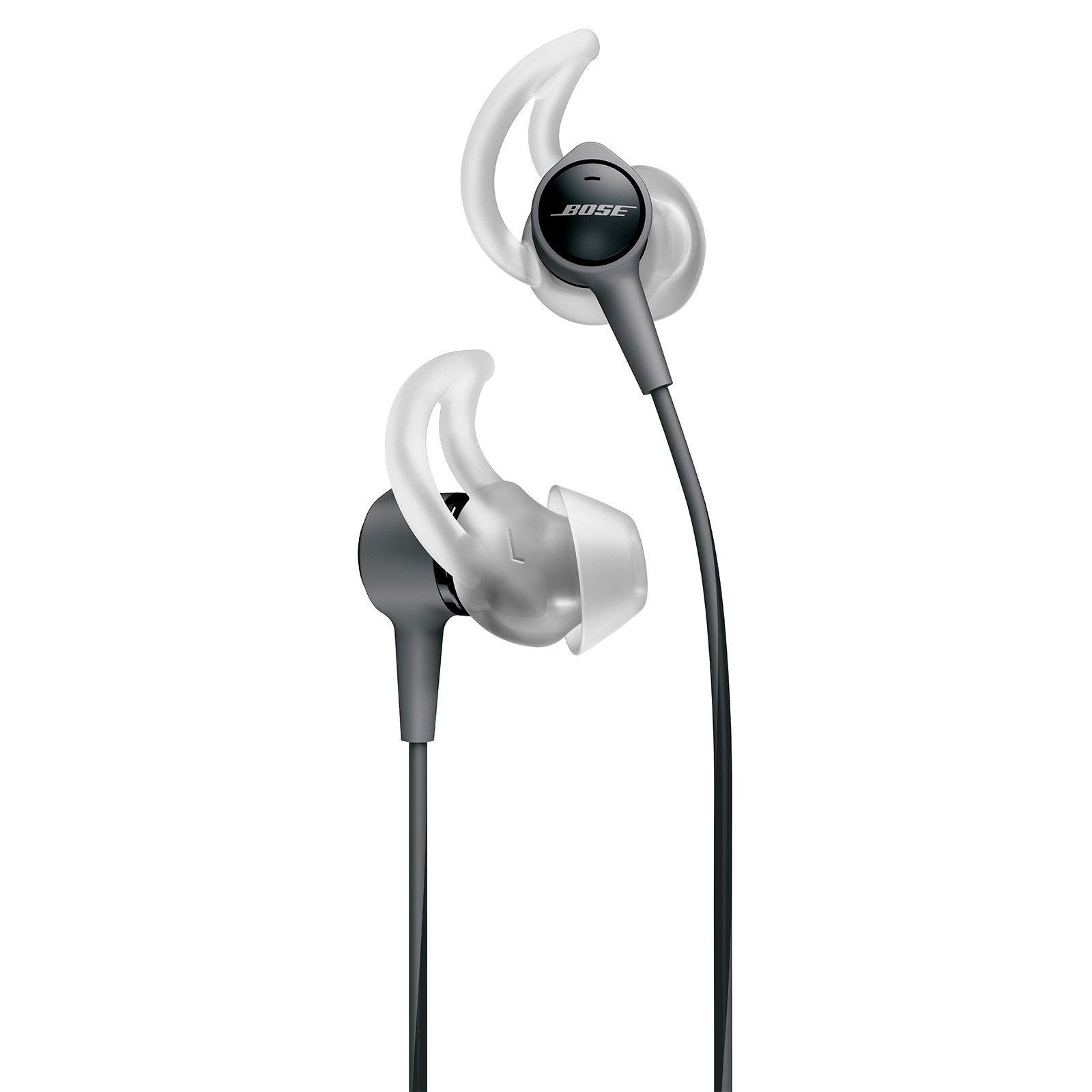 Bose SoundTrue Ultra in-ear headphones - Apple devices Charcoal by Bose
