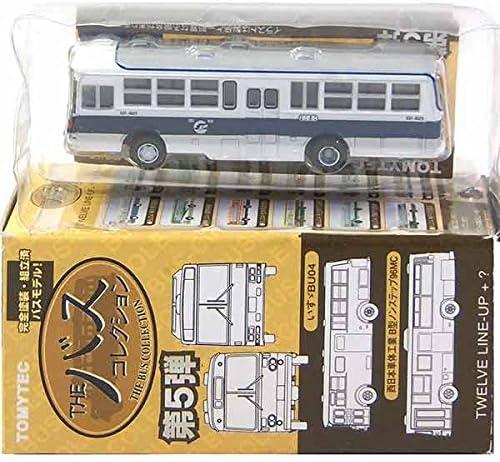 【7】 トミーテック 1/150 ザ・バスコレクション 第5弾 いすゞ BU04 国鉄バス 単品