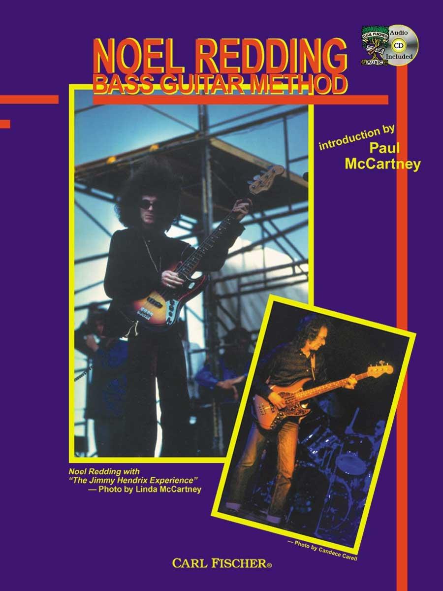 GT5 - Noel Redding Bass Guitar Method (Book & CD)
