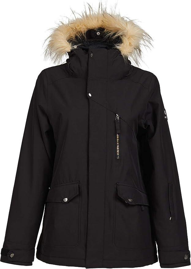 Nikita Hawthorne Print Snowboard Jacket Womens
