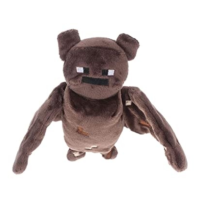 Amazoncom Minecraft Bat Plush Minecraft Stuffed Animal Plush Toys